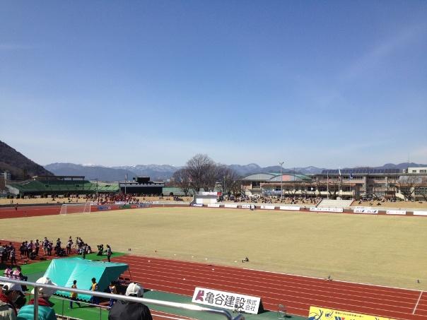 福島ユナイテッド・ホームゲーム